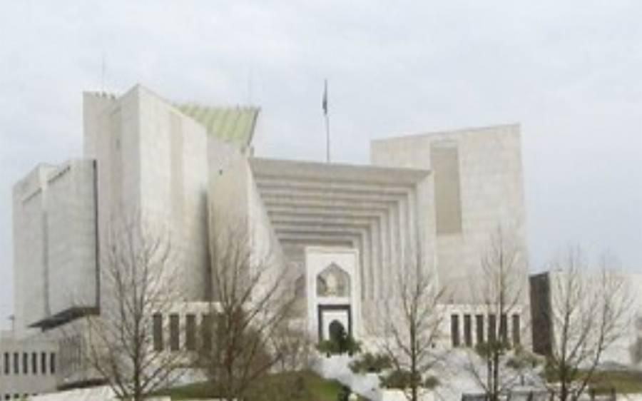سپریم کورٹ ،وزیراعظم کے مشیروں اورمعاونین خصوصی کیخلاف درخواست پر اعتراضات کیخلاف اپیل دائر