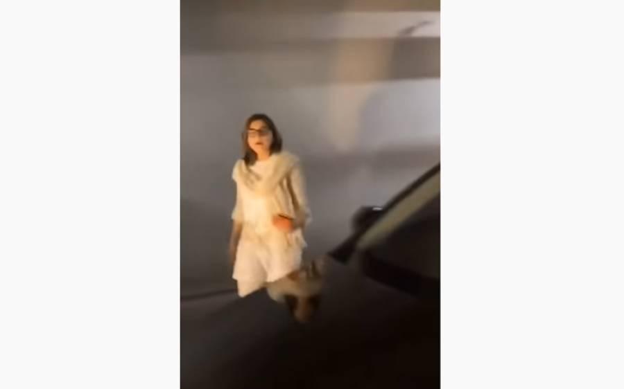 بااثر خاتون نے اداکارہ فضا علی کو بیٹی کے سامنے تشدد کا نشانہ بنا ڈالا