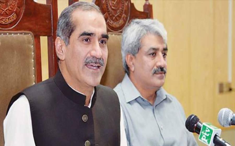 حکومت نے18ترمیم کے متعلق ن لیگ سے رابطہ نہیں کیا، سعد رفیق
