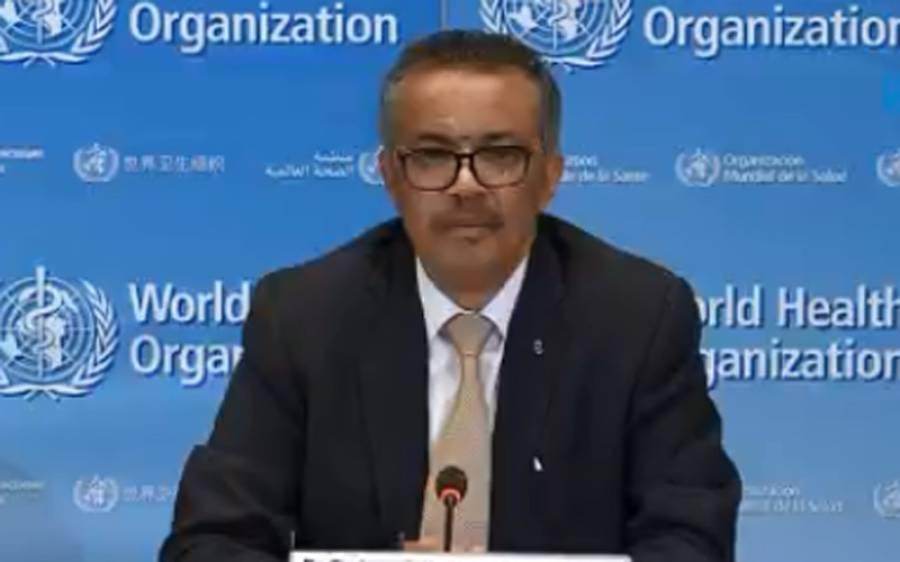 عالمی ادارہ صحت نے کورونا کے پھیلاﺅ کی ذمہ داری ووہان لیب کی بجائے شہر کی مارکیٹ پر عائد کردی