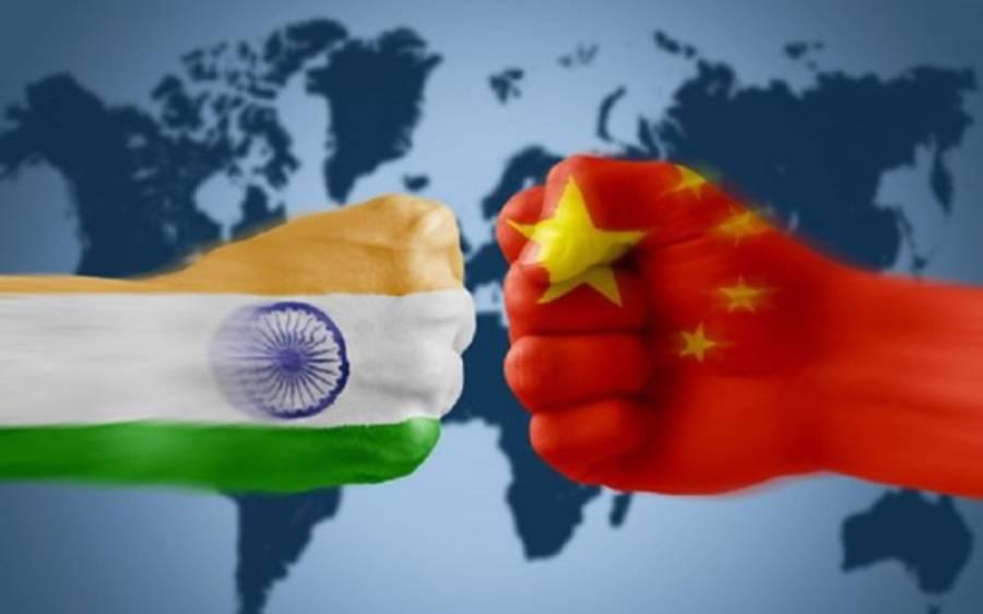 سرحد پر بھارتی اور چینی فوجی ایک دوسرے پر ٹوٹ پڑے، لاتوں اور مکوں کی بارش ہوگئی