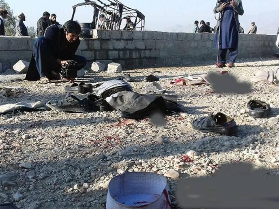 افغانستان, جنازے میں خود کش دھماکہ،رکن صوبائی کونسل سمیت 15 افراد ہلاک