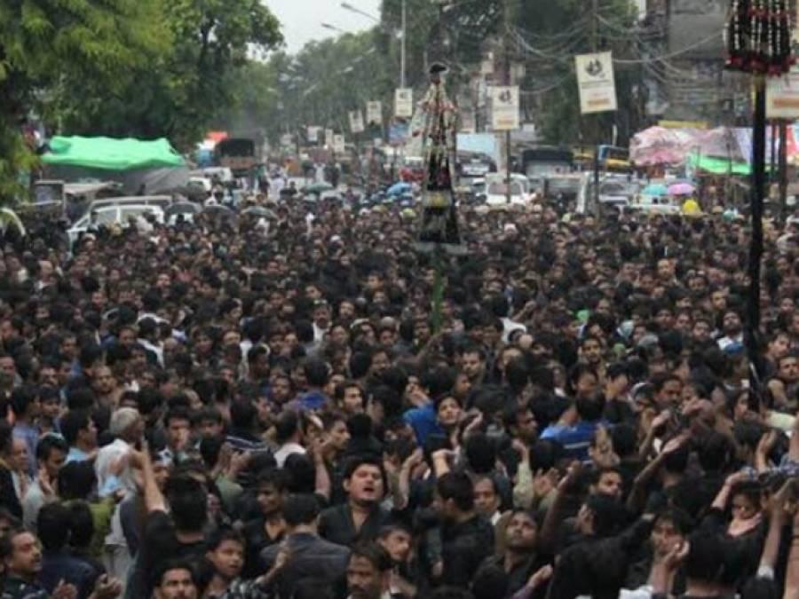 پنجاب حکومت نے رمضان کے آخری عشرہ اور یوم علیؓ کے موقع پر صوبہ میں ہر قسم کے جلوس پر پابندی عائد کر دی