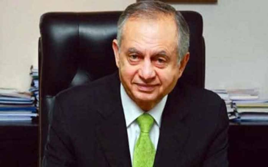 مشیر تجارت عبد الرزاق دائو د چینی انکوائری کمیشن کے روبرو پیش