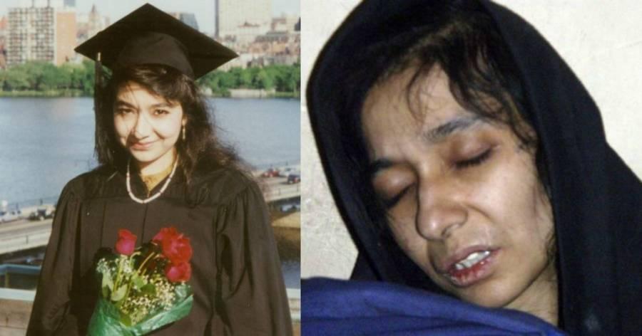 """""""ڈاکٹر عافیہ کو پاکستانی حکومت سے فون پر بات کرنے کے لیے قائل کیا گیا لیکن انہوں نے ۔۔۔""""افسوسناک خبر آگئی"""