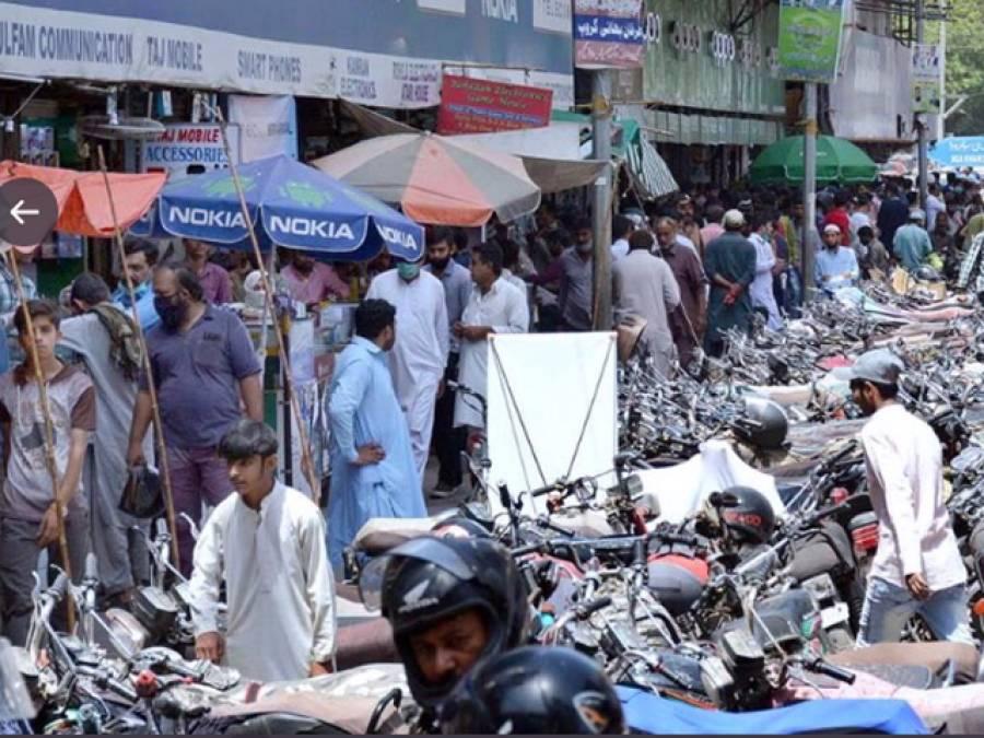 اگر حکومت یہ کام کر لے تو مارکیٹوں میں سے رش کم کیا جا سکتا ہے۔۔۔آل پاکستان انجمن تاجران نے تجویز دے دی