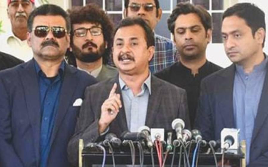 وزیراعلیٰ سندھ کی نوکری پکی ہوچکی,مرادعلی شاہ نوکری سے فارغ ہوئے تو اینکر بن جائیں گے،حلیم عادل