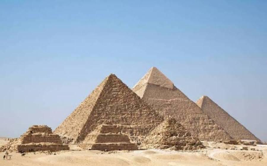 اہرام مصر دراصل کیوں بنائے گئے تھے؟ تاریخ دان نے ایسا فائدہ بتادیا جو کسی نے بھی نہ سوچا تھا
