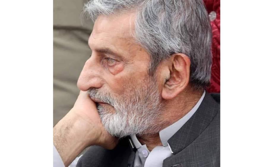 پاکستان کے سینئر سیاستدان کا کورونا ٹیسٹ مثبت آگیا
