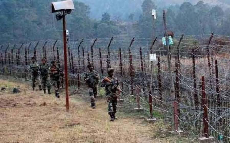 بھارتی فوج کی ایل او سی پر بلا اشتعال فائرنگ ،ایک شہر ی زخمی