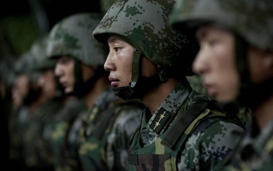 چین اور بھارت سرحد پر فوج میں اضافہ کیوں کر رہے ہیں؟