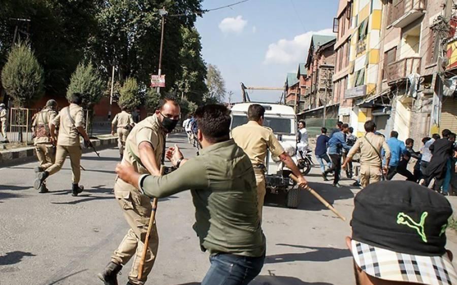 'سوری، ہم سمجھے تم مسلمان ہو' وکیل پر تشدد کے بعد بھارتی پولیس کی اس سے معذرت، مسلم دشمنی کی نئی مثال قائم کردی