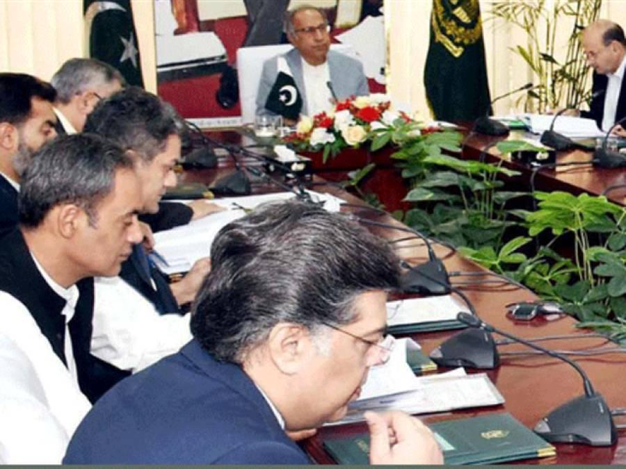 اقتصادی رابطہ کمیٹی نے متعدد ضمنی گرانٹ کی منظوری دے دی