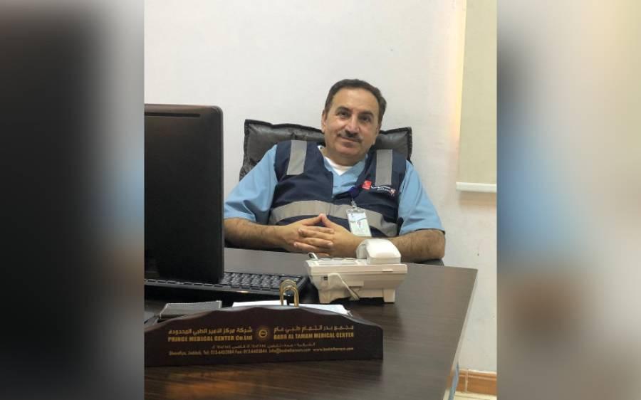 حکومت پاکستان کو ٹیسٹنگ کی صلاحیت کو بڑھانے کی ضرورت ہے: ڈاکٹر ضیاء اللہ خان داوڑ
