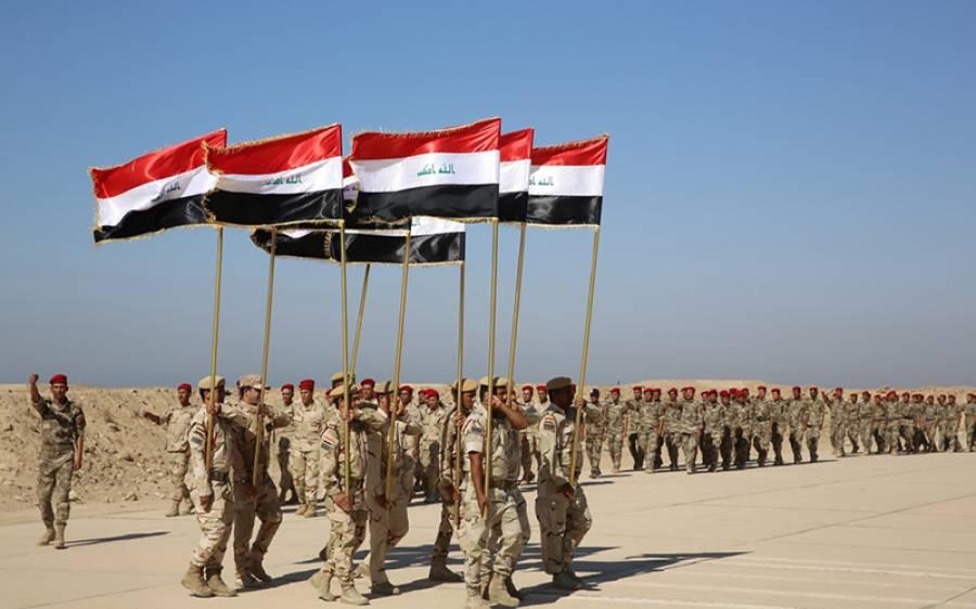 داعش کا ایک اور اہم کمانڈر عرب ملک میں پکڑا گیا