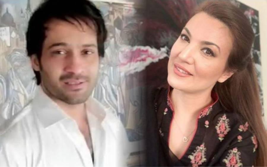 وقار ذکاءاور ریحام خان کے درمیان جھگڑا بڑھ گیا، متنازعہ انٹرویو کے بعد ایک دوسرے کو نشانہ بنانے لگے