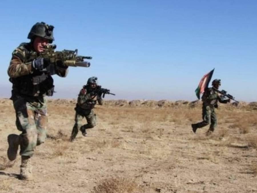 افغان فورسزنے شمالی صوبہ قندوز میں اہم طالبان کمانڈر کو ہلاک کردیا