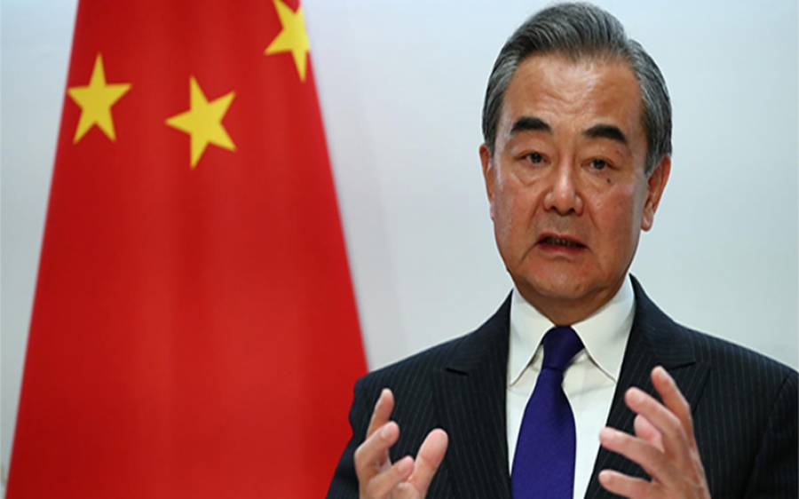 چین اور امریکہ سرد جنگ کے دہانے پر پہنچ گئے، چینی وزیر خارجہ نے تشویشناک بیان دے دیا