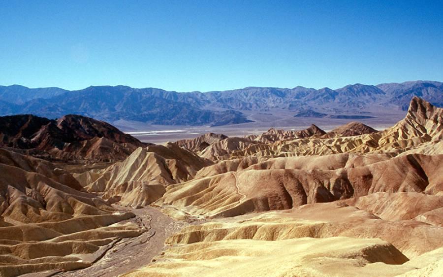 دنیا کی گرم ترین جگہ جسے 'موت کی وادی' کہا جاتا ہے