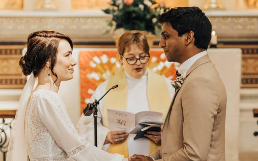 نرس اور ڈاکٹر نے دونوں نے ہسپتال میں ہی شادی کرلی