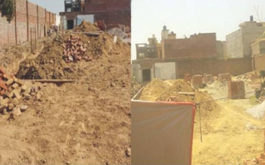 نیا پاکستان ہاؤسنگ سکیم کیلئے مختص اراضی پر بھی قبضہ ہوگیا
