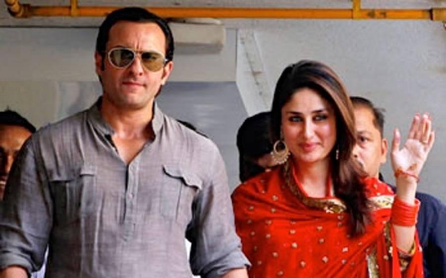 کرینہ کپور کی وہ عادت جو سیف علی خان نے بدل ڈالی