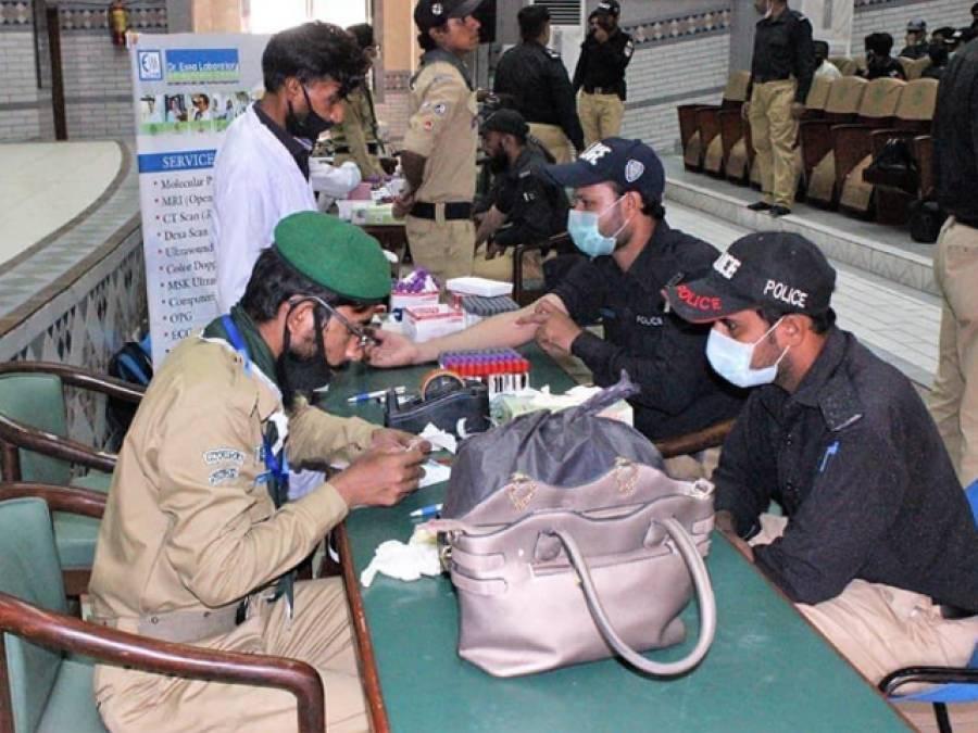 سندھ پولیس کے کتنے اہلکار اب تک کورونا وائرس کے شکنجے میں پھنس چکے ہیں؟تشویش ناک اعدادو شمار سامنے آگئے