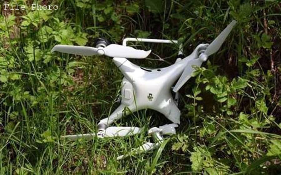 پاک فوج نے بھارت کو زوردار جھٹکا دیدیا، ایک اور جاسوس ڈرون مار گرایا