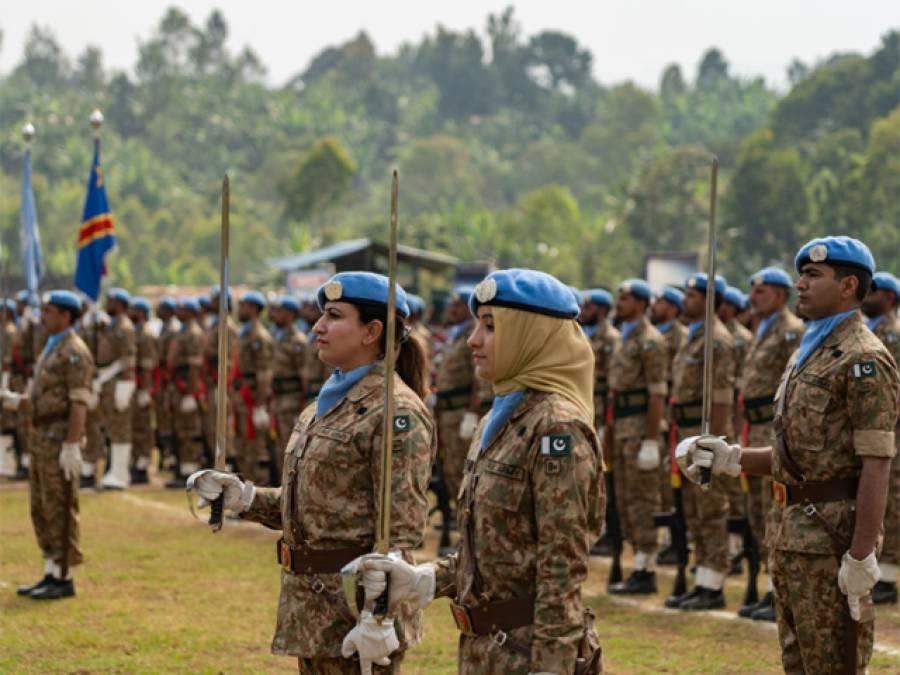 اقوام متحدہ کےساتھ مل کر یہ کام کرتےرہیں گے،پاکستان نے ایسا اعلان کر دیا کہ امن دشمنوں کی نیندیں اڑ جائیں گی