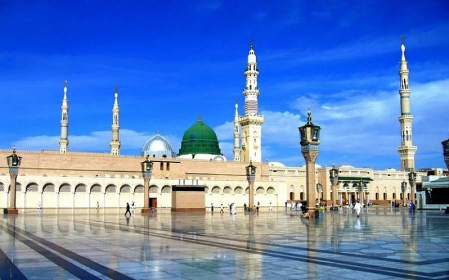 سعودی حکومت نے کل سے مسجد نبویﷺ کھولنے کا اعلان کر دیا