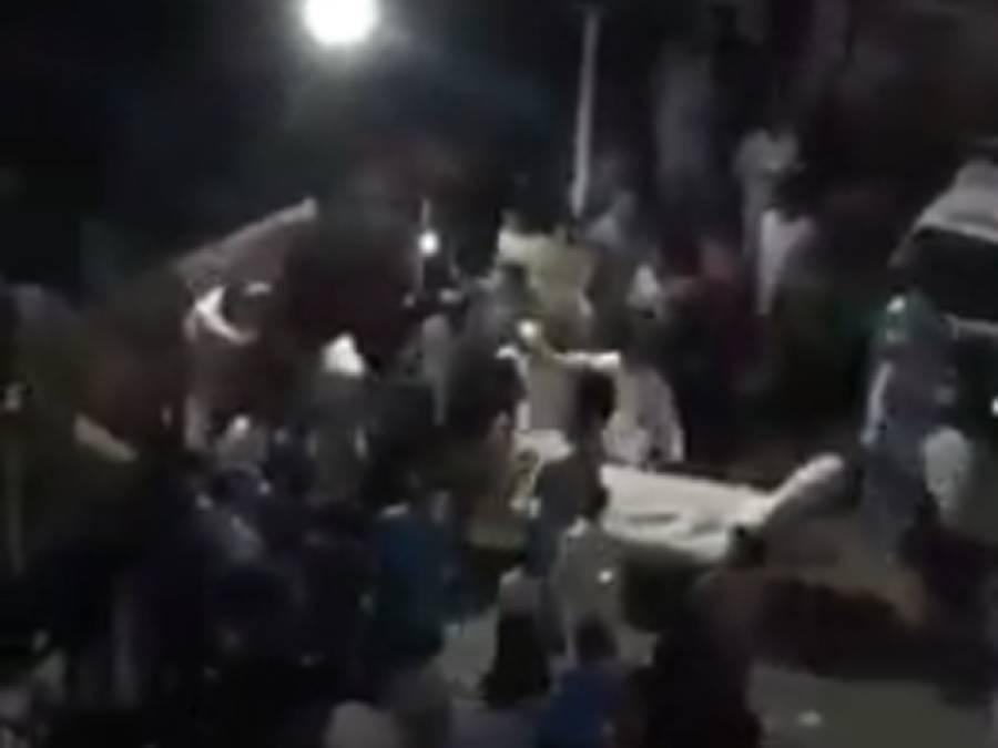 سول ہسپتال میں طبی عملے کے ساتھ بدتمیزی اور تشدد،سندھ حکومت نےبڑا اعلان کردیا
