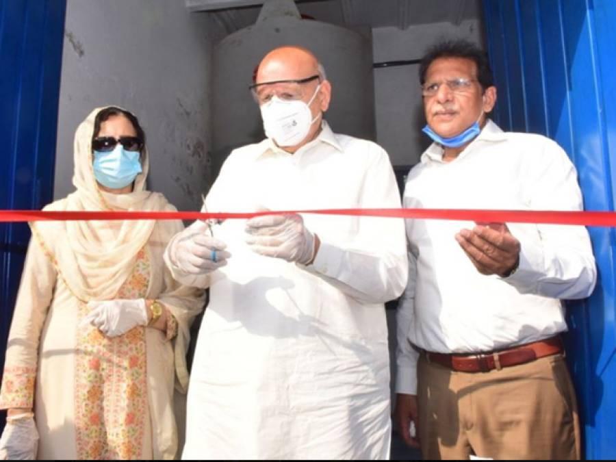 عوام نےکورونا بچاؤ کے ایس او پیز پر عمل نہ کیا تو۔۔۔گورنر پنجاب چوہدری محمدسرور نے سخت وارننگ دے دی
