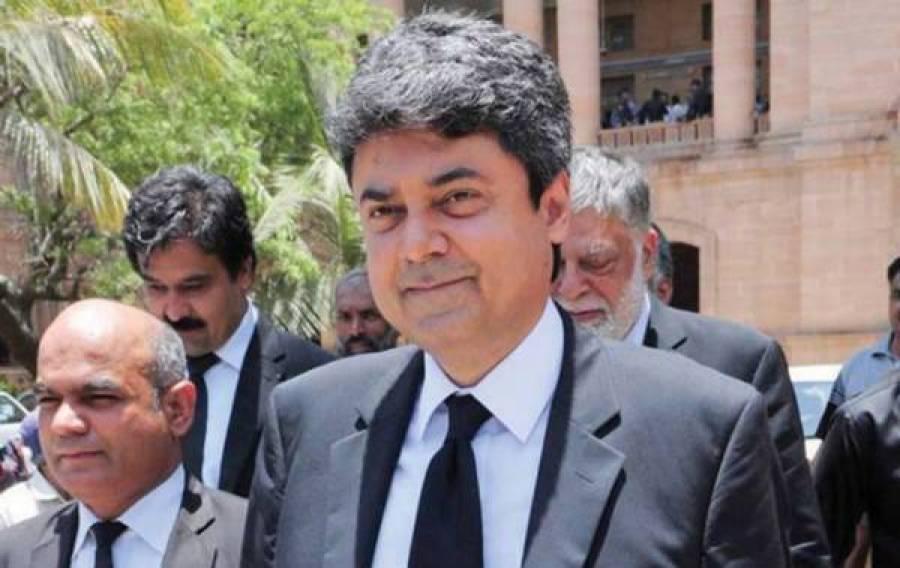 وزیر قانون فروغ نسیم عہدے سے مستعفیٰ، وزیرا عظم نے استعفی منظور کرلیا