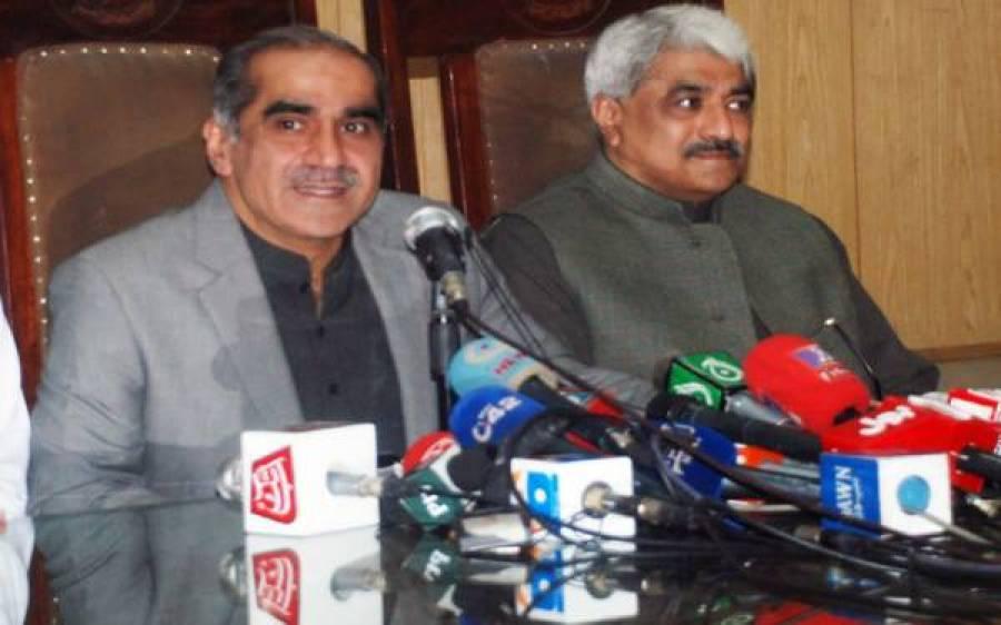 ملک میں کوئی جمہوریت نہیں، مخالفین کو جیلوں میں ڈالا جا رہا ہے: سعد رفیق