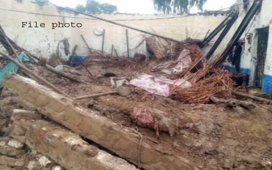 شمالی وزیرستان : مدرسے کی چھت گرنے سے7 بچے جاں بحق، متعدد زخمی