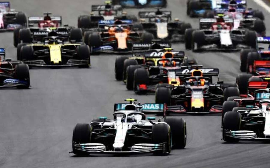 """""""فارمولا ون ریس کے دوران اگر کسی کا کورونا ٹیسٹ مثبت آیا تو ایونٹ منسوخ نہیں کریں گے"""" انتہائی حیران کن اعلان ہو گیا"""