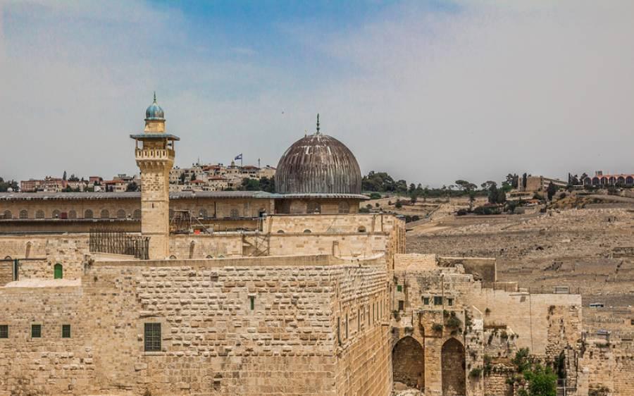 اسرائیل نے خطیب مسجداقصیٰ شیخ عکرمہ کو 4 ماہ کیلئے مسجد بدر کردیا
