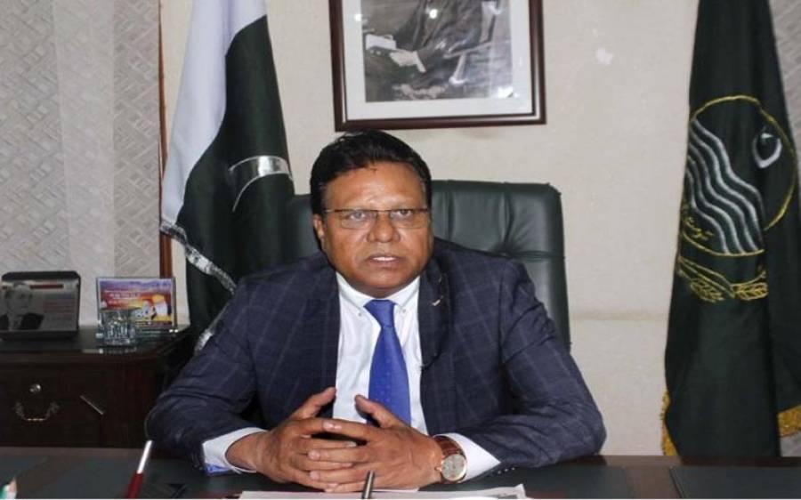 پنجاب کے وزیر برائے انسانی حقوق و اقلیتی امور اعجاز عالم آگیسٹن کا کورونا ٹیسٹ مثبت