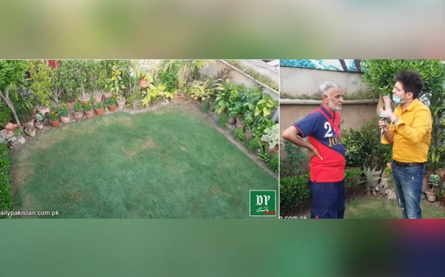 شہری نے گھر کی چھت پر باغ بنا لیا، اس سے کتنی اور کون کونسی سبزی ملتی ہے؟ ہزاروں روپے کی بچت اور خوبصورتی ایک ساتھ