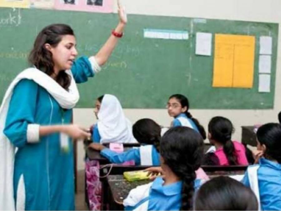 اساتذ ہ کے تبادلوں پر عائد پابندی کا معاملہ،محکمہ تعلیم پنجاب نے بڑا اعلان کر دیا