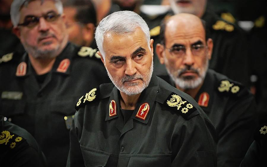 ایران نے امریکہ کیلئے جاسوسی کرنیوالے شخص کو عبرتناک سزا سنادی، اس کا جنرل قاسم سلیمانی کی ہلاکت سے کیا تعلق تھا؟