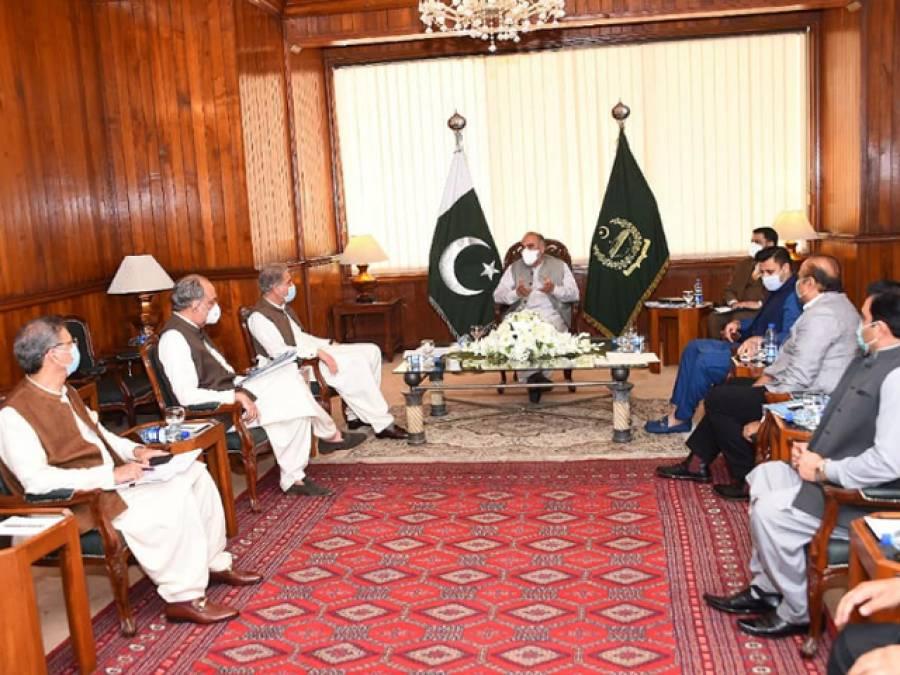 بیرون ملک مقیم پاکستانیوں کی وطن واپسی کا معاملہ ،حکومتی بڑوں نے سرجوڑ لیے