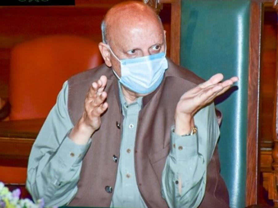 نیب آزاد اور حکومت غیر جانبدار ہے اسی لیے چینی مافیا سمیت حکومتی لوگوں۔۔۔گورنر پنجاب چوہدری سرور نے اپوزیشن کے منہ بند کر دیئے