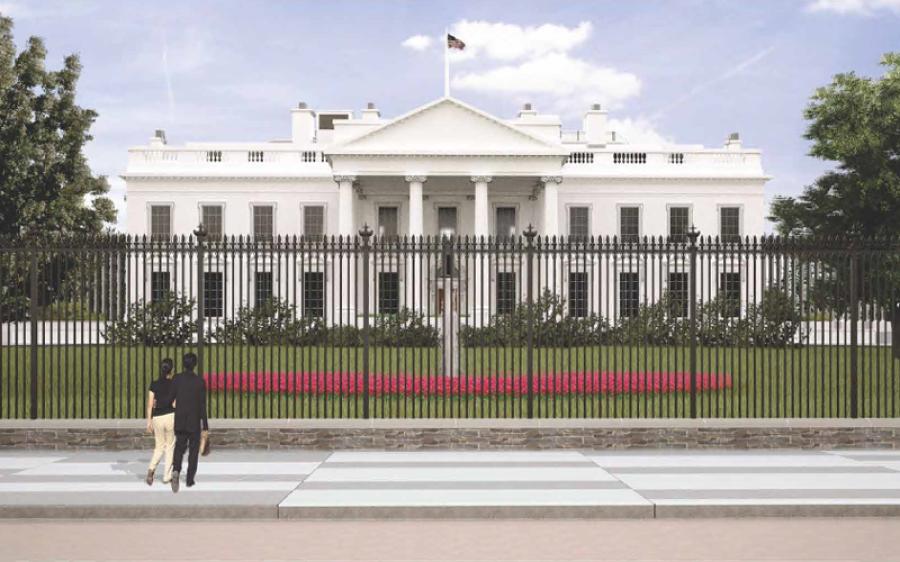 امریکہ میں احتجاج، وائیٹ ہاﺅس جانیوالی سڑک کا کیا نام رکھ دیا گیا؟ ڈونلڈ ٹرمپ بھی حیران پریشان رہ جائیں گے