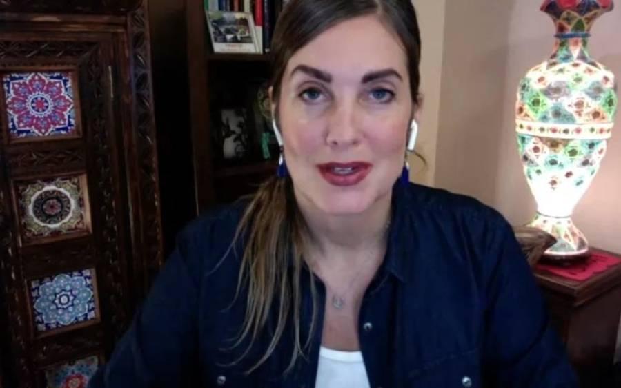 امریکی خاتون صحافی سنتھیا رچی نے رحمان ملک کا نام ای سی ایل میں ڈالنے کی اپیل کردی