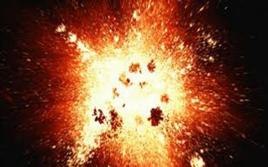 چین میں دھماکہ،ہلاکتیں