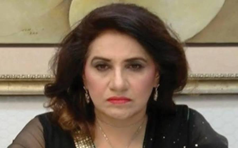 پی ٹی آئی کی رکن صوبائی اسمبلی عظمیٰ کاردار کو ترجمان حکومت پنجاب کے عہدے سے ہٹا دیا گیا