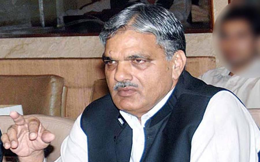 لیگی ایم این اے برجیس طاہر نے نیب طلبی کو لاہور ہائیکورٹ میں چیلنج کردیا