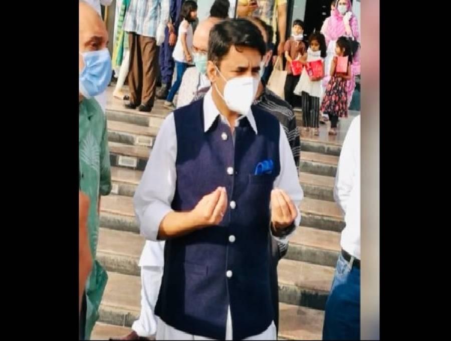 ان دوعلاقوں کو 24گھنٹوں میں سیل کیاجاسکتا ہے، ڈپٹی کمشنر اسلام آباد نے شہریوں کو خبردار کردیا