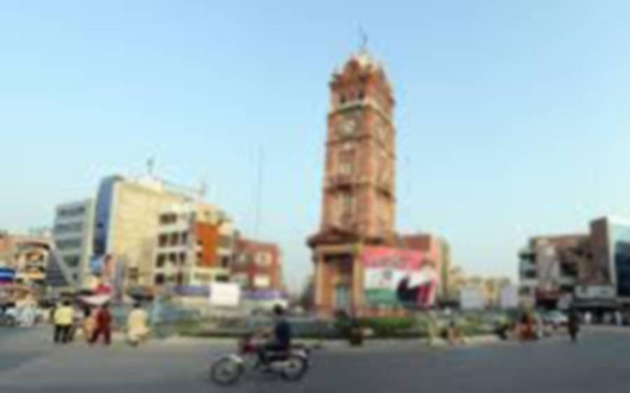 فیصل آباد: 25 علاقے ہاٹ سپاٹ قرار، سیل کرنے کا فیصلہ